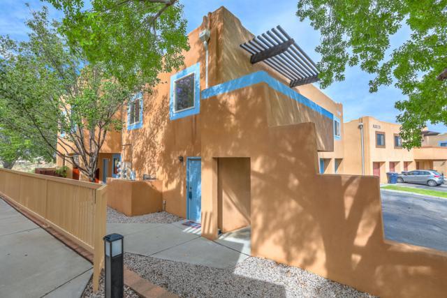 4801 Irving Boulevard NW Unit 1104, Albuquerque, NM 87114 (MLS #929075) :: Your Casa Team