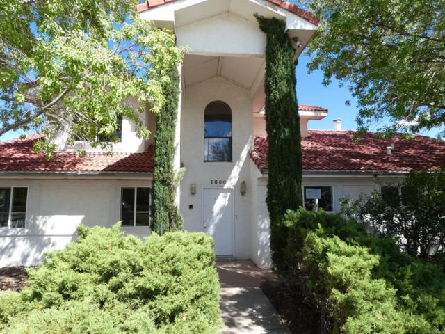 1600 Rosewood Avenue NW, Albuquerque, NM 87120 (MLS #929076) :: Your Casa Team