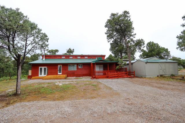 12 Nexus Lane, Tijeras, NM 87059 (MLS #929102) :: Your Casa Team