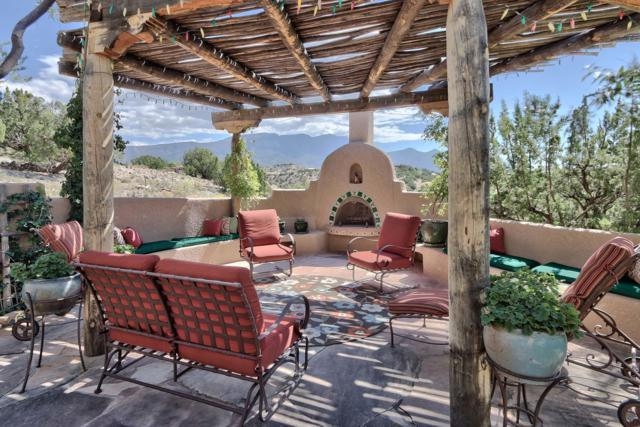 18 Calle Chamisa, Placitas, NM 87043 (MLS #929154) :: Campbell & Campbell Real Estate Services