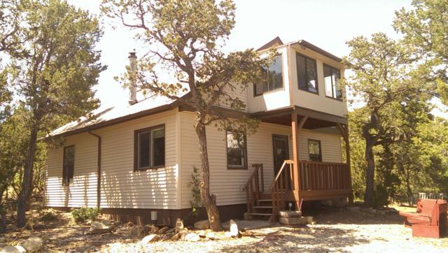 64 Juniper Hill Loop, Cedar Crest, NM 87008 (MLS #929164) :: The Stratmoen & Mesch Team