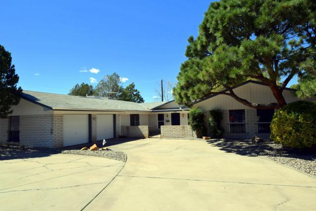 1301 Avenida Manana NE, Albuquerque, NM 87110 (MLS #929265) :: The Stratmoen & Mesch Team