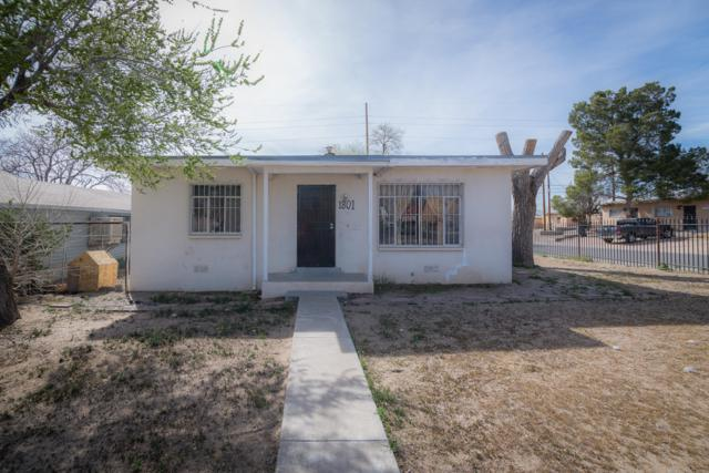 1801 Edith Boulevard SE, Albuquerque, NM 87102 (MLS #929333) :: The Stratmoen & Mesch Team