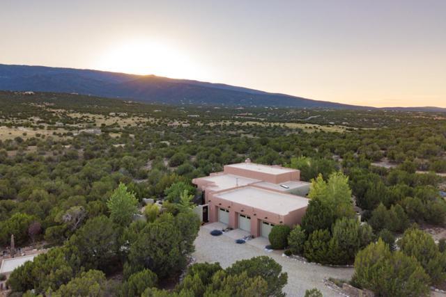 3 Vista De Sandia, Sandia Park, NM 87047 (MLS #929456) :: Campbell & Campbell Real Estate Services