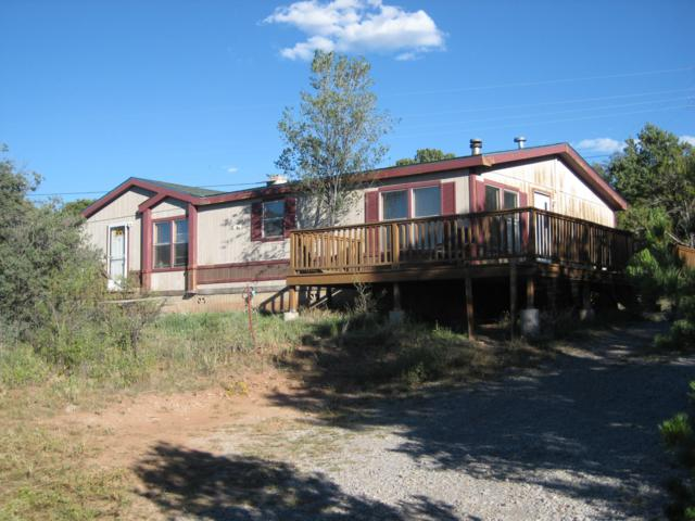 36 Darby Drive, Sandia Park, NM 87047 (MLS #929478) :: Campbell & Campbell Real Estate Services