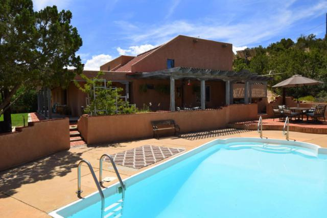 18/24 Tres Hermanos Road, Placitas, NM 87043 (MLS #929489) :: Campbell & Campbell Real Estate Services