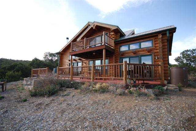 45 Ranchitos Road # A, Golden, NM 87047 (MLS #929498) :: Campbell & Campbell Real Estate Services