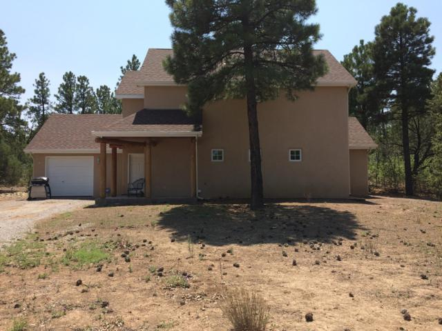 66 Armin Road, Tijeras, NM 87059 (MLS #929516) :: Campbell & Campbell Real Estate Services