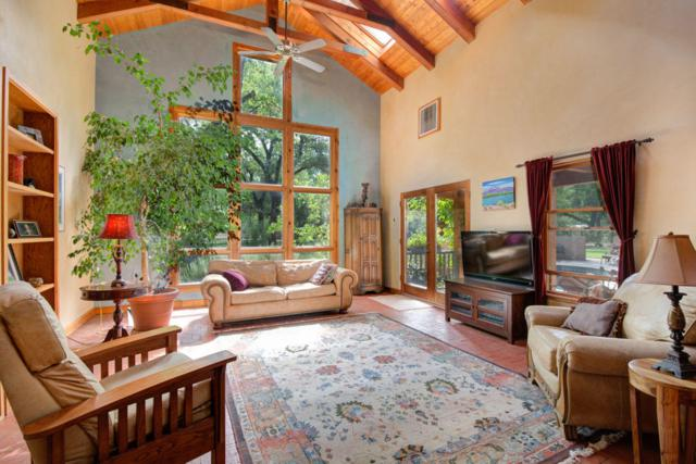 700 Valverde Road, Corrales, NM 87048 (MLS #929540) :: Campbell & Campbell Real Estate Services