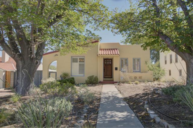 218 Hermosa Drive SE, Albuquerque, NM 87108 (MLS #929583) :: Campbell & Campbell Real Estate Services