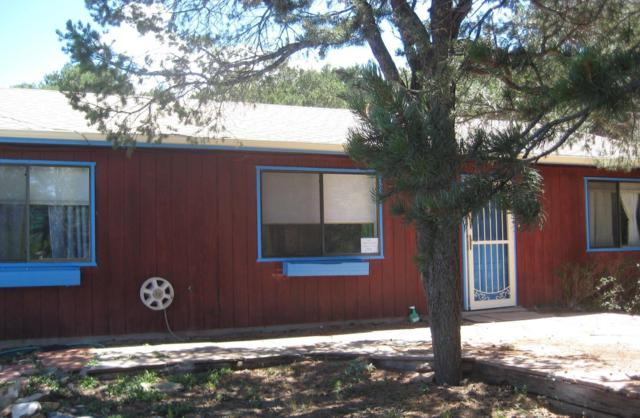 7 Geer Road, Sandia Park, NM 87047 (MLS #929791) :: Campbell & Campbell Real Estate Services