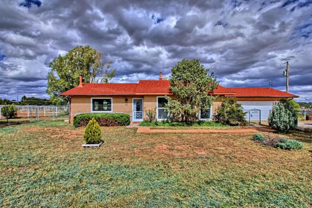 29 Scott Road, Edgewood, NM 87015 (MLS #929808) :: Campbell & Campbell Real Estate Services