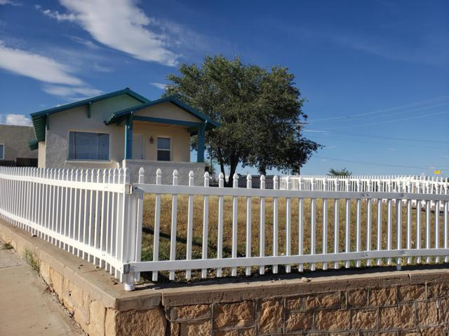 514 6th Street, Santa Rosa, NM 88435 (MLS #929857) :: Campbell & Campbell Real Estate Services