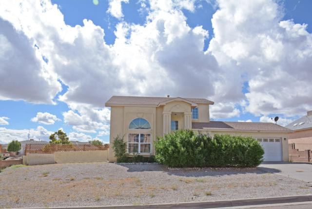 833 Monticello Park Drive SE, Rio Rancho, NM 87124 (MLS #929858) :: Campbell & Campbell Real Estate Services