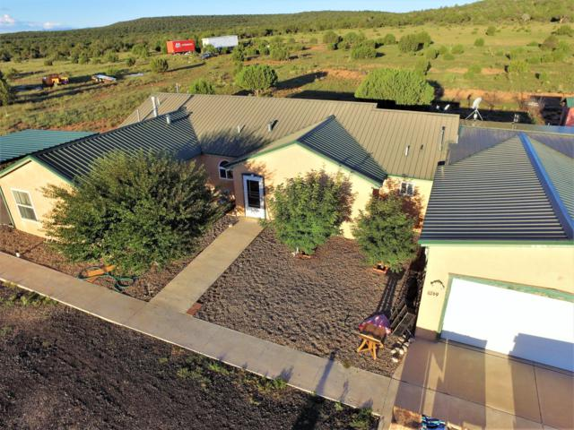 69 Casper Court, Moriarty, NM 87035 (MLS #929915) :: Campbell & Campbell Real Estate Services