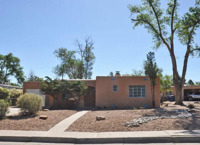 1024 Washington Street SE, Albuquerque, NM 87108 (MLS #929931) :: Your Casa Team