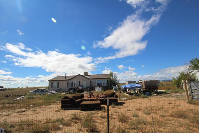 27 Manzano Street, Moriarty, NM 87035 (MLS #929966) :: Campbell & Campbell Real Estate Services