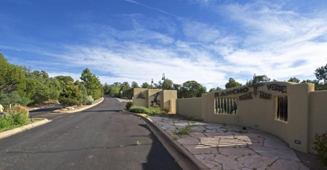 219 Via Sedillo Road, Tijeras, NM 87059 (MLS #929979) :: Campbell & Campbell Real Estate Services