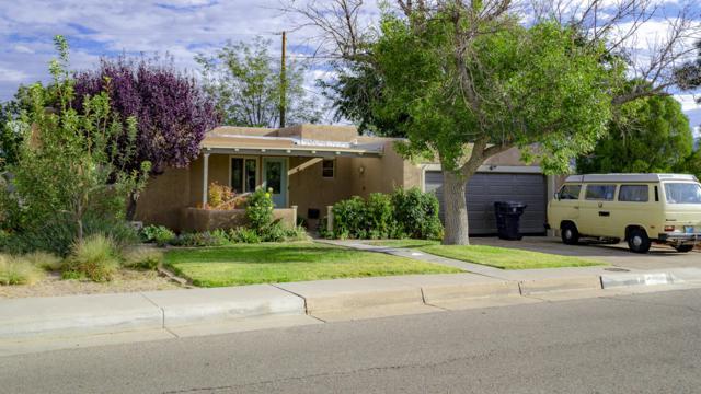 4715 Crest Avenue SE, Albuquerque, NM 87108 (MLS #929983) :: Your Casa Team