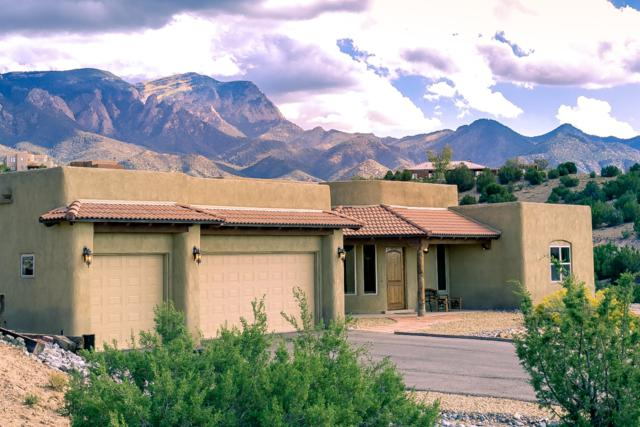 33 Calle Del Sol, Placitas, NM 87043 (MLS #930079) :: Campbell & Campbell Real Estate Services