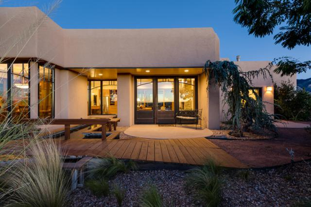 2 Senda Aliento Drive, Placitas, NM 87043 (MLS #930140) :: Campbell & Campbell Real Estate Services