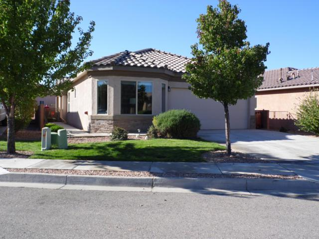 735 Vista Patron Drive, Bernalillo, NM 87004 (MLS #930190) :: Campbell & Campbell Real Estate Services