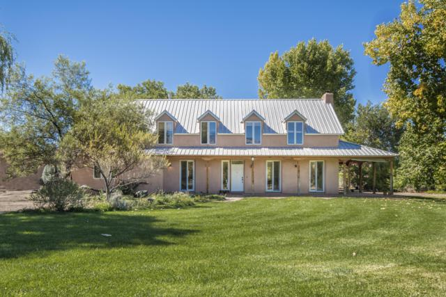 5 Manzano Road, Corrales, NM 87048 (MLS #930207) :: Campbell & Campbell Real Estate Services