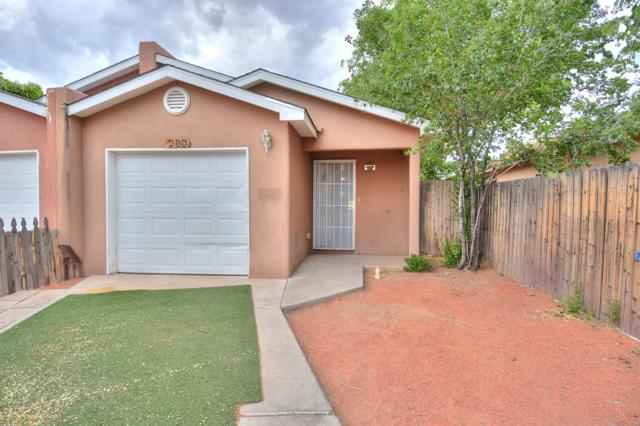 439 Wisconsin Street NE, Albuquerque, NM 87108 (MLS #930217) :: Campbell & Campbell Real Estate Services