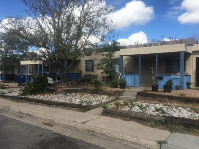 2703 Garfield Avenue, Albuquerque, NM 87106 (MLS #930223) :: Campbell & Campbell Real Estate Services