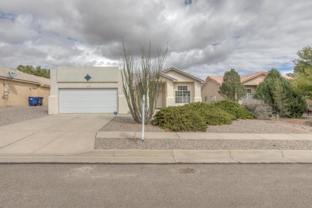 8127 Calle Ensueno NW, Albuquerque, NM 87120 (MLS #930229) :: Campbell & Campbell Real Estate Services