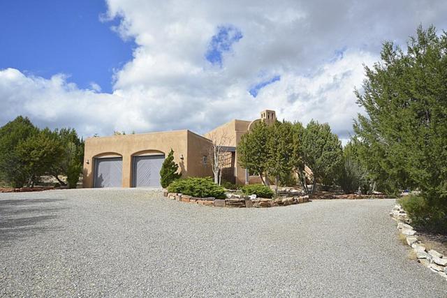 13 Canada Vista Drive, Sandia Park, NM 87047 (MLS #930249) :: Campbell & Campbell Real Estate Services