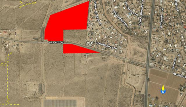 Off Pajarito (Pw 9, 11,12,13) Road SW, Albuquerque, NM 87121 (MLS #930358) :: The Bigelow Team / Realty One of New Mexico