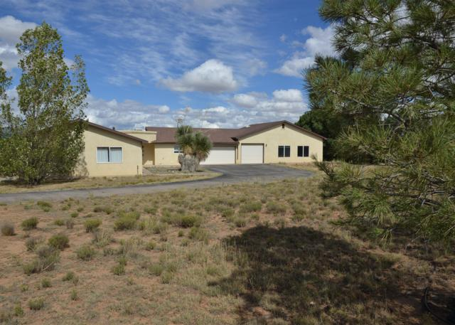 4 Horned Toad Road, Edgewood, NM 87015 (MLS #930485) :: Campbell & Campbell Real Estate Services