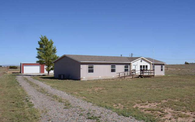 480 Lexco Road, Moriarty, NM 87035 (MLS #930516) :: Campbell & Campbell Real Estate Services