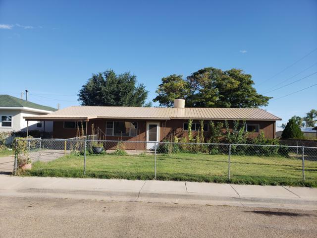 524 Bennie Avenue, Santa Rosa, NM 88435 (MLS #930519) :: Campbell & Campbell Real Estate Services