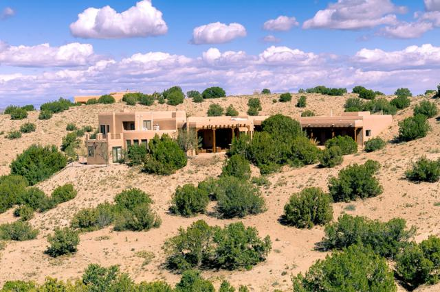9 Camino Vista Hermosa, Placitas, NM 87043 (MLS #930529) :: Campbell & Campbell Real Estate Services
