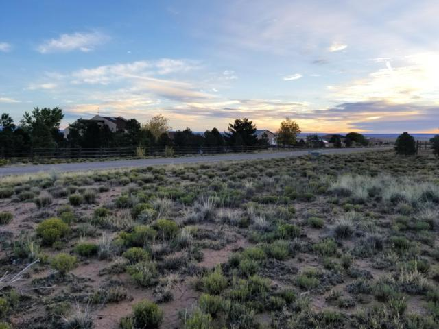 68 Blanco Drive, Edgewood, NM 87015 (MLS #930572) :: Campbell & Campbell Real Estate Services