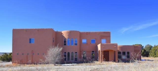 7 Wylie Lane, Sandia Park, NM 87047 (MLS #930649) :: Campbell & Campbell Real Estate Services