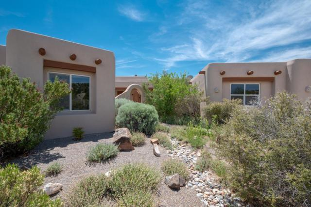 2 Cerrito Rojo Court, Placitas, NM 87043 (MLS #930665) :: Campbell & Campbell Real Estate Services