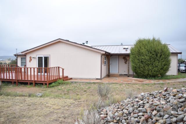 68 Saddle Spur, Edgewood, NM 87015 (MLS #930684) :: Campbell & Campbell Real Estate Services