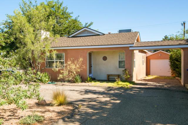 1600 Ridgecrest Drive SE, Albuquerque, NM 87108 (MLS #930708) :: Your Casa Team