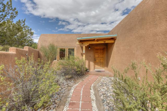 33 Sage Hill Drive, Placitas, NM 87043 (MLS #930723) :: Campbell & Campbell Real Estate Services