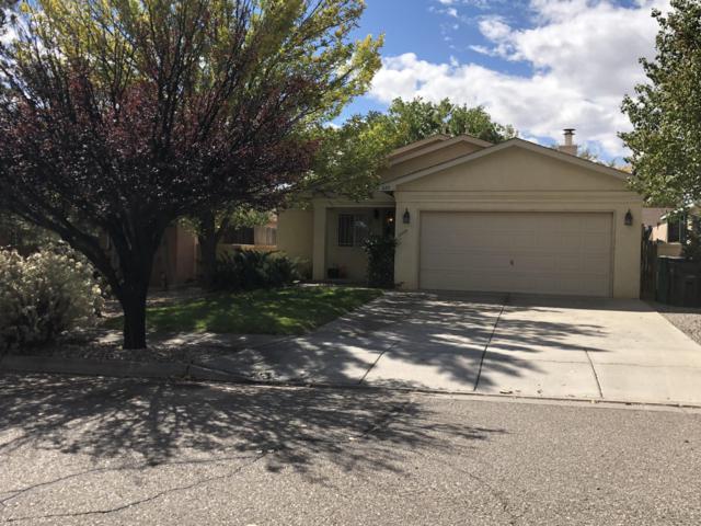 620 Santa Fe Meadows Drive NE, Rio Rancho, NM 87144 (MLS #930758) :: Campbell & Campbell Real Estate Services