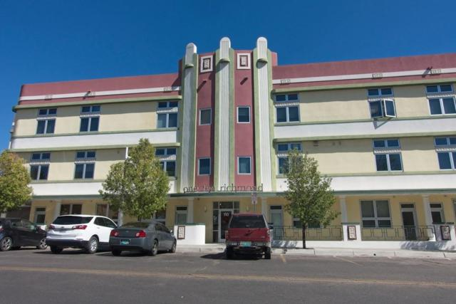 110 Richmond Drive SE # 213, Albuquerque, NM 87106 (MLS #930783) :: The Bigelow Team / Realty One of New Mexico