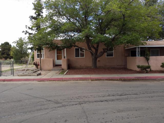5414 Southern Avenue SE, Albuquerque, NM 87108 (MLS #930814) :: The Stratmoen & Mesch Team