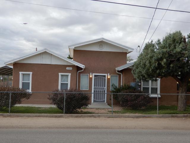 2004 San Ygnacio Road SW, Albuquerque, NM 87105 (MLS #930829) :: Campbell & Campbell Real Estate Services