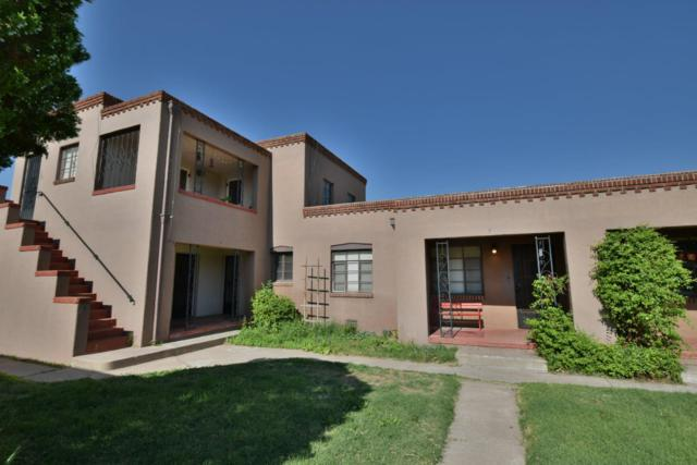 1018 Silver Avenue SW, Albuquerque, NM 87102 (MLS #930839) :: Campbell & Campbell Real Estate Services