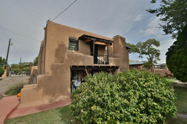 1808 Old Town Road, Albuquerque, NM 87104 (MLS #930852) :: Campbell & Campbell Real Estate Services