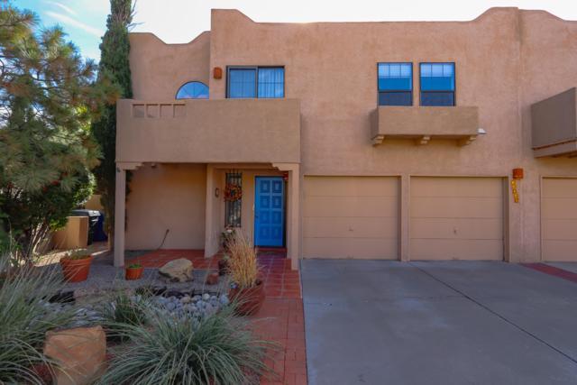 3032 Mccoy Place, Albuquerque, NM 87106 (MLS #930859) :: Silesha & Company