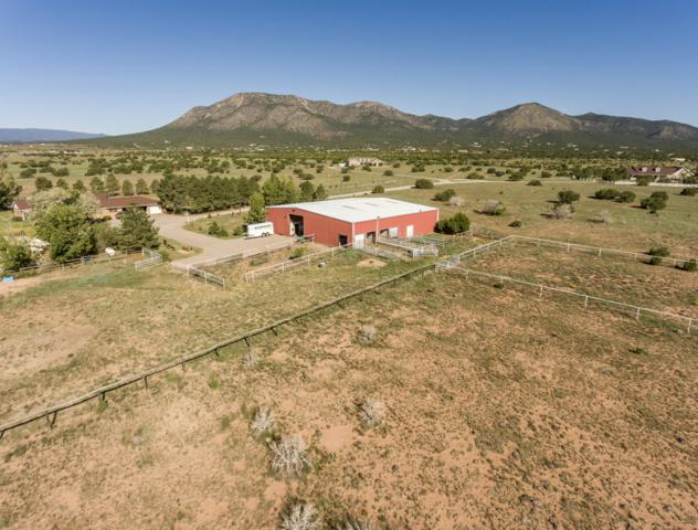 61 A Moonbeam Ranch Road # A, Edgewood, NM 87015 (MLS #930896) :: The Bigelow Team / Realty One of New Mexico